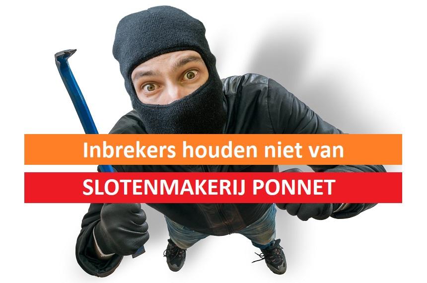 Slotenmaker PONNET
