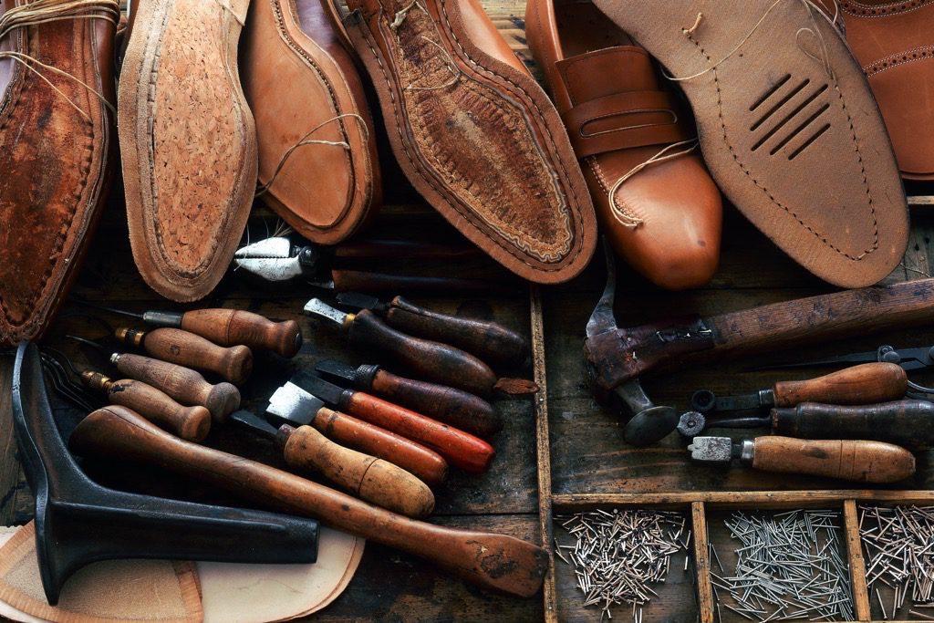 artisale schoenmaker