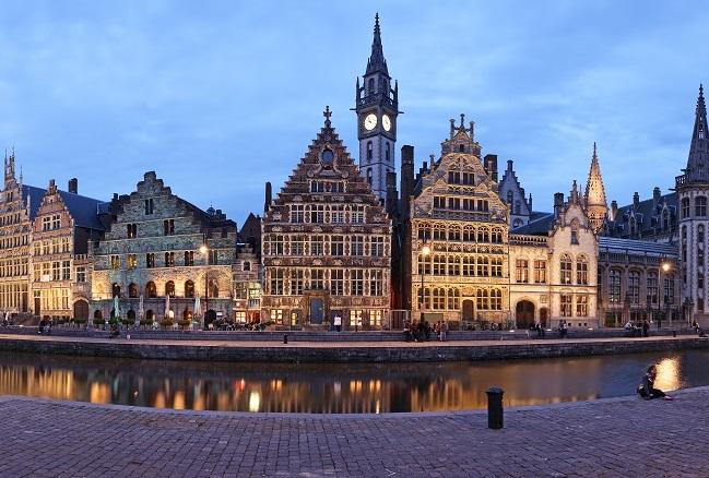 Slotenmaker Gent