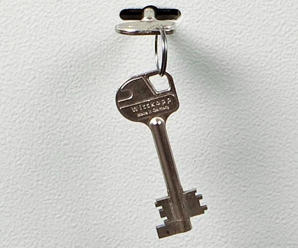 Slot met sleutel De RAAT PT kluis