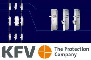 KFV meerpuntsluitingen verhogen de inbraakveiligheid van uw deur