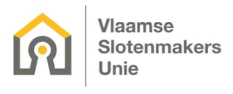 Slotenmaker ROB - lid van VSU