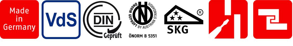 Raamslot FTS96 eigenschappen