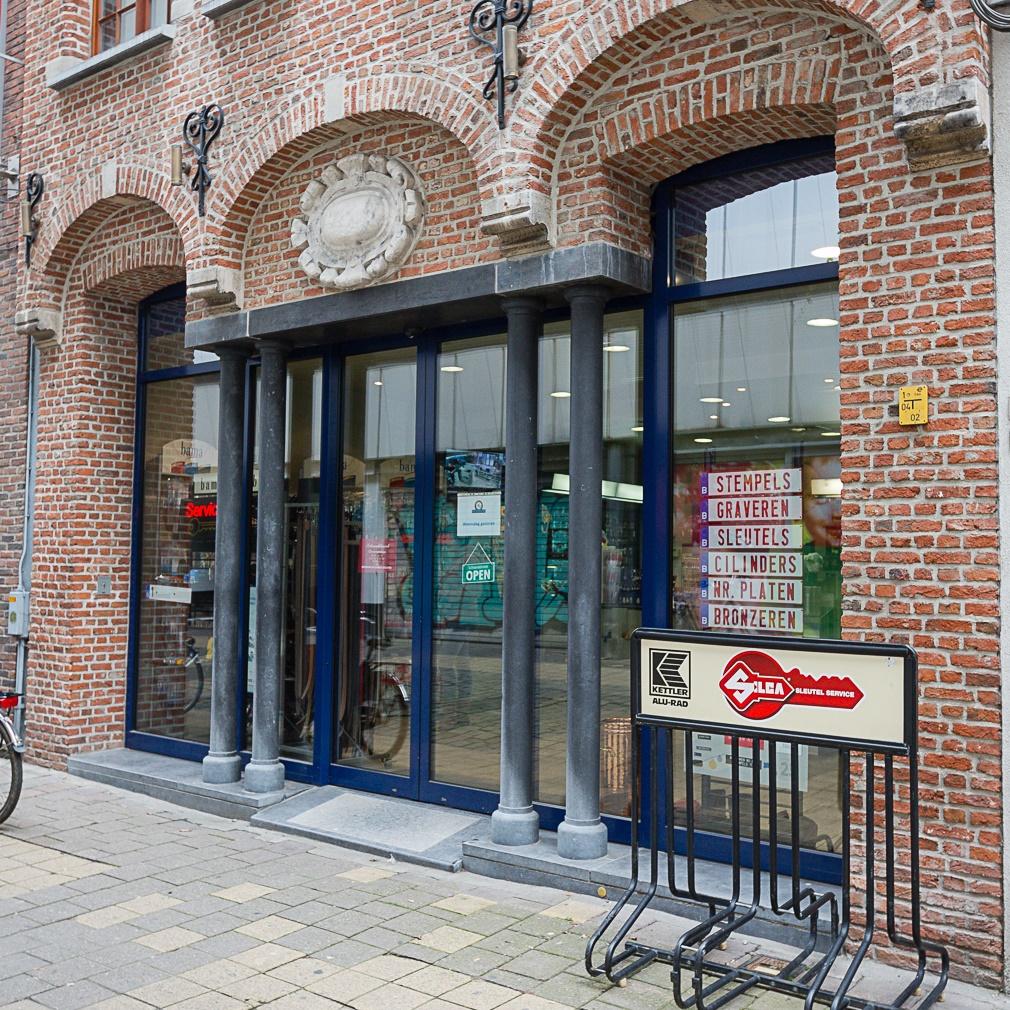 Winkel slotenmaker Mechelen
